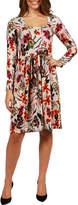 RIVERBROOK 24/7 Comfort Apparel Happiness Dress