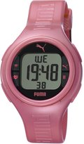 Puma Women's PU910541008 Pink Polyurethane Quartz Watch with Dial