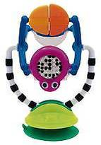 Sassy ; Eye and Hand Coordination Toy Sensation Station - Multi-Colored