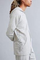 Calvin Klein Logo Lounge Zip Hoodie Sweatshirt