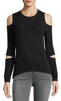 Generation Love Rosie Cold-Shoulder Cashmere Sweater