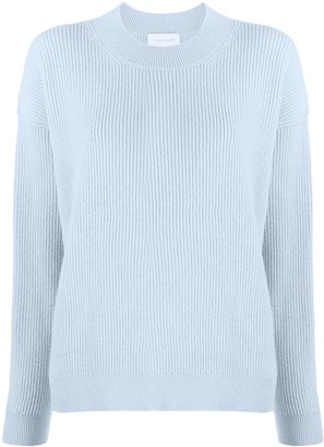 Christian Wijnants Ribbed Knit Raglan Sweater