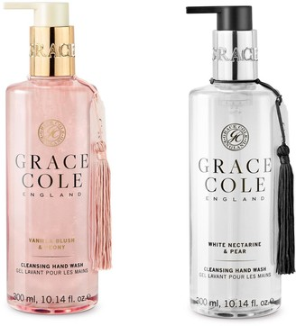 Grace Cole Cleansing Hand Wash Duo