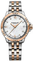 Raymond Weil Tango Ladies' Two Colours Bracelet Watch