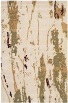 "Safavieh Grant"" Hand Tufted Area Rug, Beige/Green, 182 x 274 x 1.27 cm"