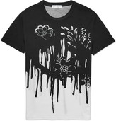 Alexander McQueen Slim-Fit Printed Cotton-Jersey T-Shirt
