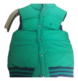 Polo Ralph Lauren Green Cotton Jackets & Coats