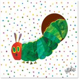Eric Carle Polka Dot Caterpillar Wall Art
