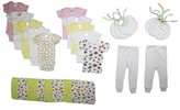 Bambini Newborn Baby Shower Layette Gift Set, 26pc (Baby Girls)