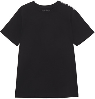 Paco Rabanne Printed Cotton-jersey T-shirt