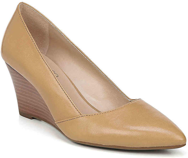 7dc78a2940 Franco Sarto Pointed Toe Pumps - ShopStyle