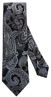 Eton Paisley Silk Classic Tie