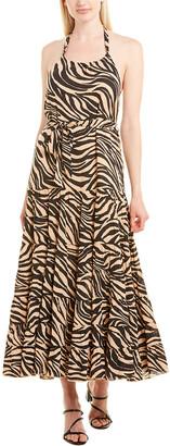 Stellah Halter Midi Dress