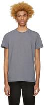 A.P.C. Navy Stitch T-shirt