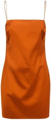 GAUGE81 Bima Open-Back Mini Dress