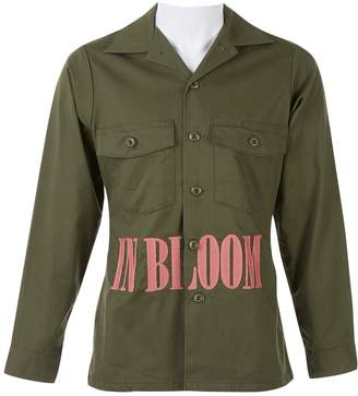 Green Cotton Garcons Infideles Jackets