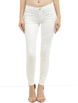 Blank NYC Skinny Jean in White Lines