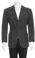 Dolce & Gabbana Wool Three-Button Blazer