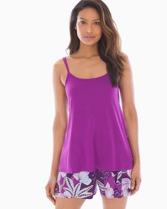 Cool Nights Pajama Swing Cami Sparkling Grape