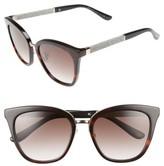 Jimmy Choo Women's Fabry 53Mm Sunglasses - Black