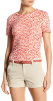 Rebecca Taylor Provence Floral Tee