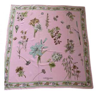 Leonard Multicolour Silk Scarves