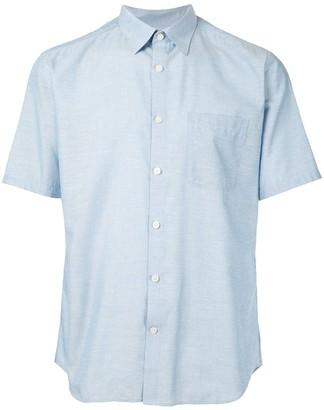 Durban Button Up Short-Sleeved Shirt