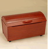 Gift Mark Treasure Toy Chest on Casters
