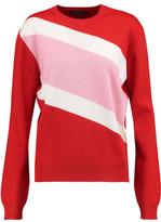 Emilio Pucci Intarsia-Knit Merino Wool Sweater