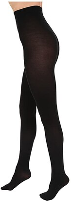 Falke Cotton Touch Tights (Black) Hose