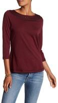 Tommy Bahama Sadie Jersey Embellished Shirt