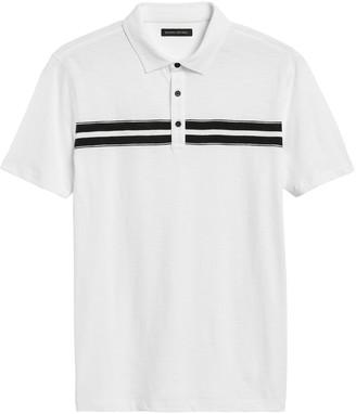 Banana Republic Vintage 100% Cotton Polo Shirt