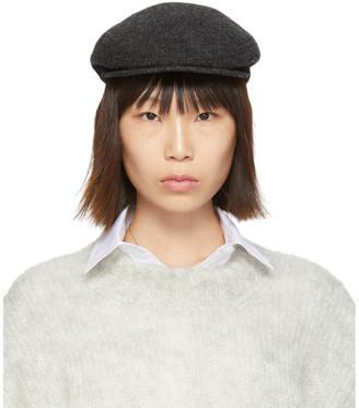 Isabel Marant Grey Gabor Cap