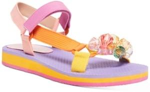 Betsey Johnson Sheyna Flat Sandals Women's Shoes