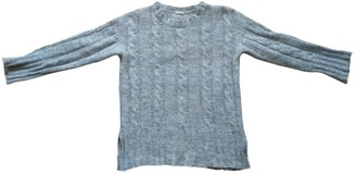 Massimo Alba Blue Wool Knitwear for Women