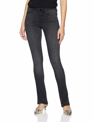 William Rast Women's Kick Flare Mid Rise Denim Jean