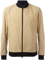 Theory bomber jacket - men - Nylon/Polyester/Spandex/Elastane - M