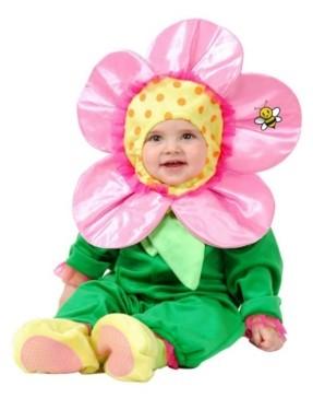 BuySeasons Little Flower Big Child Costume