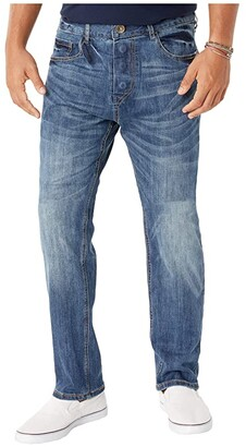 Seven7 Adaptive Adaptive Classic Straight Jeans w/ Magnetic Closures in Belmore (Belmore) Men's Jeans
