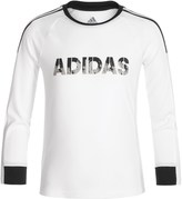 adidas Challenger ClimaLite® T-Shirt - Crew Neck, Long Sleeve (For Little Boys)