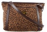 Bottega Veneta Mini Leopard Print Bag