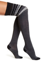 Smartwool Striped Chevron Over-The-Knee Socks