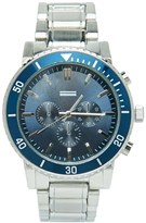 Forever 21 FOREVER 21+ Men Contrast Chronograph Watch