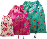 Sara Miller - Set of 3 Travel Bags - Mixed