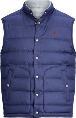 Ralph Lauren Reversible Down Gilet