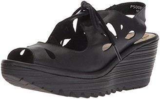 Fly London Women's YEND827FLY Wedge Sandal