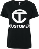 Telfar Customer T-shirt - women - Cotton - S
