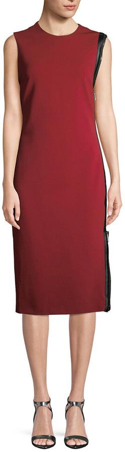 Tom Ford Asymmetric Sheath Dress