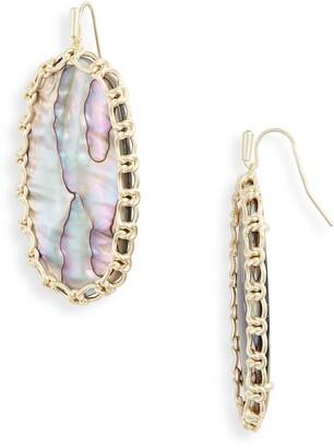 Kendra Scott Danielle Macrame Drop Earrings