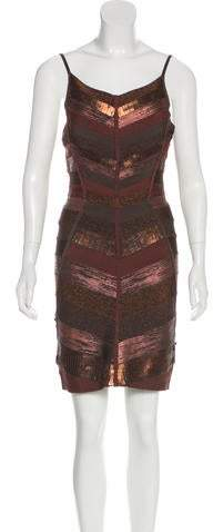 b1a6b4b83b7 Herve Leger Open Back Dresses - ShopStyle